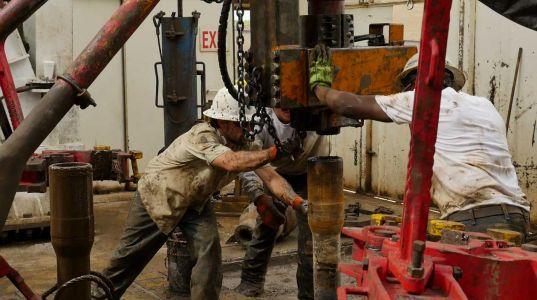 Petrol workers