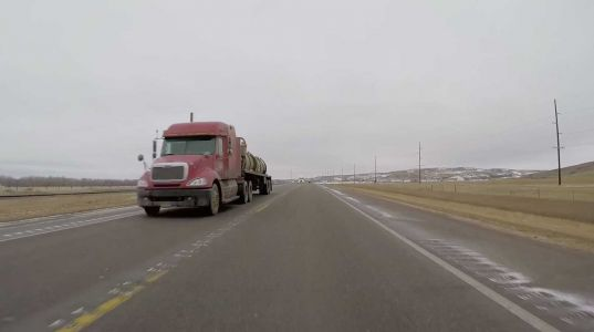 Lorry, Williston, ND