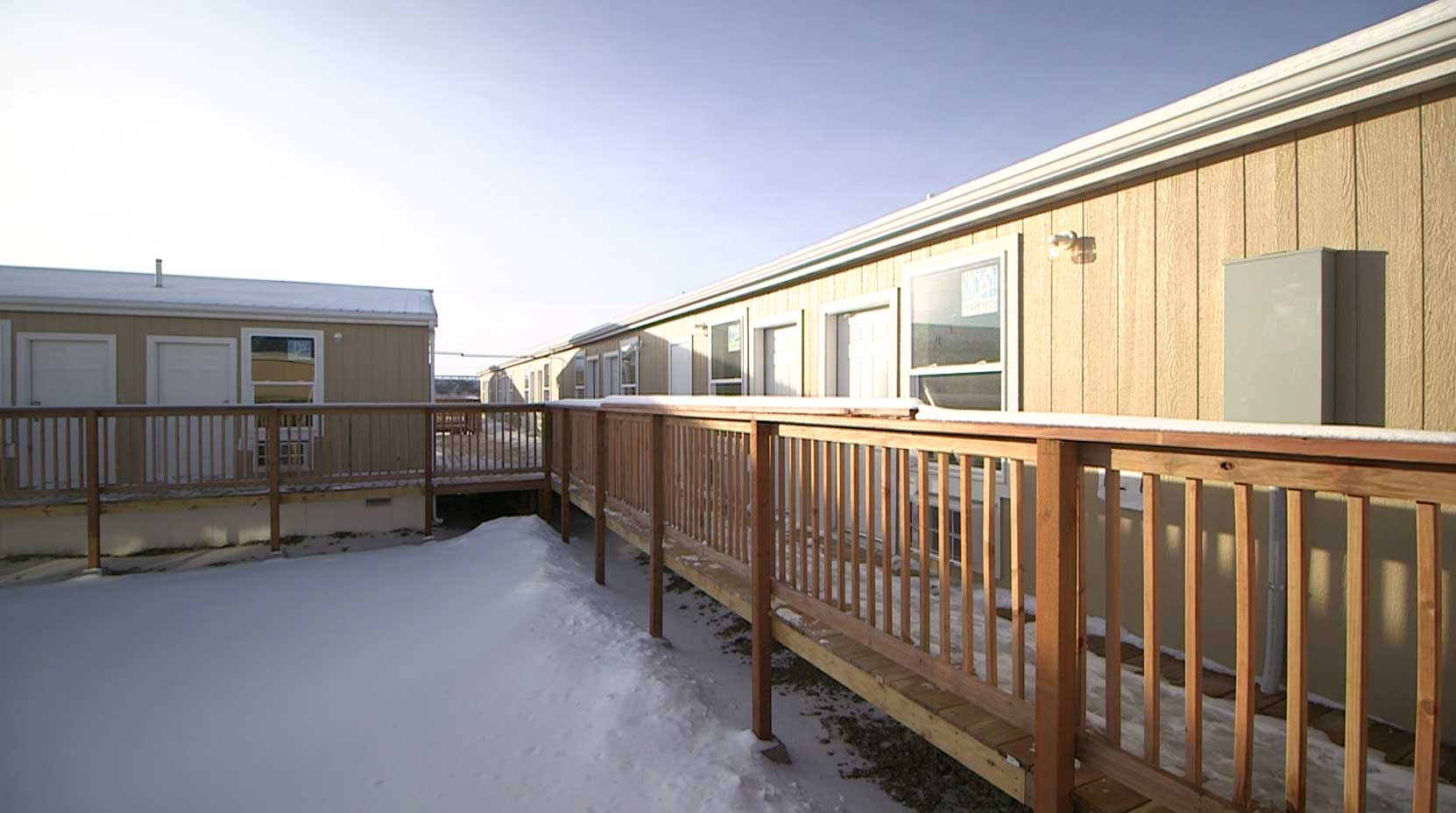 Logement Williston