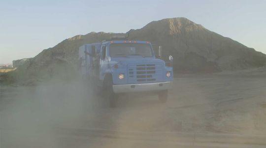 Camion de Palmer