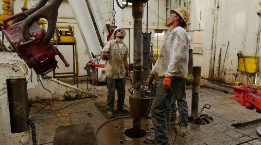 Travailleurs du pétrole