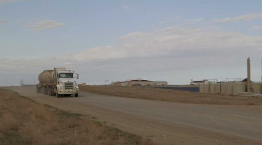 Camion, Williston, ND